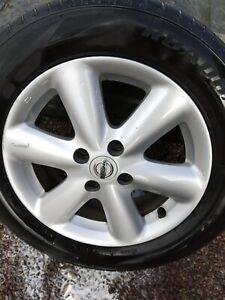 Nissan Note Alloy Wheel