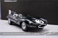 AUTOart 1:12 jaguar D-Type 1954 le mans champion #3