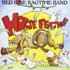 New; REDROSE RAGTIME BAND - Horse Feathers CD