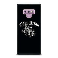 GARY ALLAN LOGO Samsung Galaxy Note 4 5 8 9 Case Cover