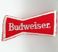 """Vintage Patch - Budweiser - Beer - King Of Beers - 3 3/4"""" - Collectible"""