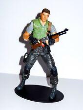 Neca Resident Evil Chris Redfield Action figure Zombie Rare Biohazard Toy Stars