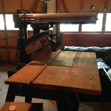 Sears Craftsman table saws for sale used 10 inch - Local Buyers Pick-Up.