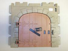 Playmobil Tor für Ritterburg 3666 Bauernhof Fachwerkhaus Türriegel Set 5