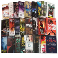Joblots Wholesale of 25 Fiction Books Collection Set, Historical Stories Pack