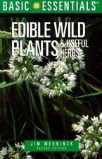 Basic Essentials Edible Wild Plants & Useful Herbs, 2nd by Meuninck, Jim