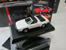 Kyosho - Lamborghini Collection 2 - Silhouette White - Scale 1/64 Mini Car D31