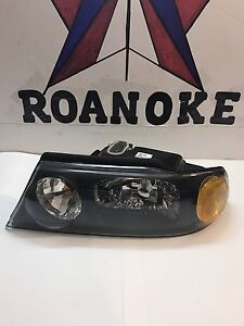 1998 1999 2000 2001 2002 LINCOLN NAVIGATOR LEFT DRIVER SIDE HEADLIGHT