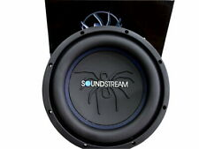 "New Soundstream RUB.104 450W 10"" Rubicon Series Dual 4 Ohm Car Audio Subwoofer"