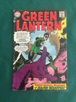 Green Lantern #57 (1967) Fine (6.0) - Off-White Pages