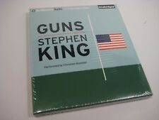 Guns by Stephen King (2013, CD, Unabridged)