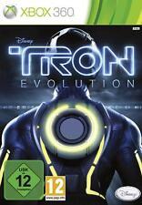 Xbox 360 TRON EVOLUTION Gebraucht Neuwertig