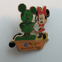 Disney Epcot Flower Garden Festival 2006 Mickey Minnie Character Topiaries Pin