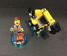 Le dimensioni LEGO EMMET il Lego Film Pacco da 71212 Fun