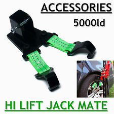 Wheel Tyre Hi Lift Jack Mate Lifter Farm Jack 4WD 4x4 Offroad Recovery