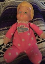 VINTAGE BABY BEANS LIL DROWSY BEANS MATTEL