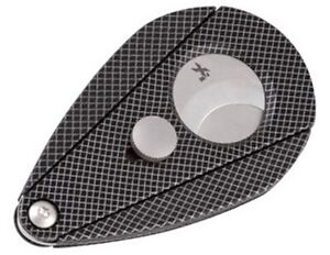 XIKAR Xi2 Mesh Wrap Cigar Cutter Double Blade 54 Ring Gauge Gift Boxed 200MH