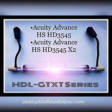 Acuity anticipo HS HD3545 HS HD3545 X2 KIT Lampadina lampada UV £ 143 (+ iva)