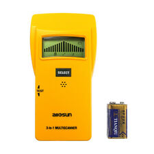 Wood Stud Finder Digital Wall Scanner 3 in 1 Metal Detector AC Wire Pinpointer