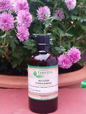 Red Clover (Trifolium pratense) 1:2 Ratio - 100ml Organic Tincture
