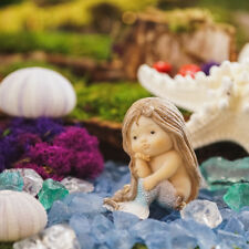 Miniature Dollhouse Fairy Garden Little Mermaid