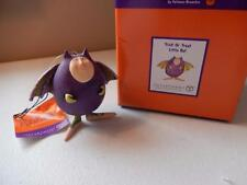 "Department 56 Halloween NEW Krinkles Trick or Treat Little Bat 3"" Tall"
