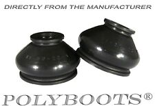 2x Polyboots Track Rod End Dust Boot 11x27x22 mm Polyurethane Ball Joint Boots
