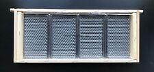 Rähmchen für Wabenhonig Deutsch Normalmaß DN gerade flach 394x159 mit 8 Behälter