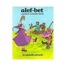 Alef-Bet by Michelle Edwards