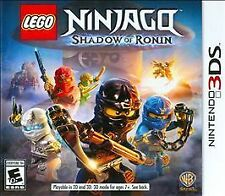 LEGO NINJAGO: SHADOW of RONIN (3DS, 2015) (8584)       ****FREE SHIPPING USA****