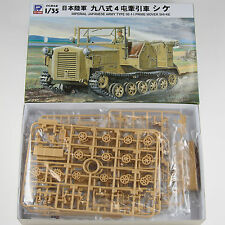 Pit-Road 1/35 G-42 IJA Type 98 4t Prime Mover SHI-KE Japanese Army from Japan