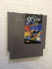 Ski or Die NES Nintendo Entertainment System