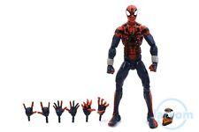 """Marvel Legends 6"""" Absorbing Man BAF Wave Ben Reilly Spider-Man Loose Complete"""