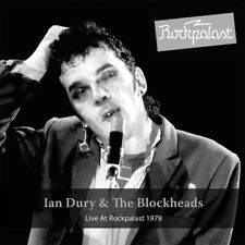 LIVE AT ROCKPALAST 1978  by IAN DURY & THE BLOCKHEADS  Vinyl Double Album