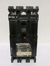 * I-T-E E43B100 3 Pole 100 AMP Bolt-On Circuit Breaker .... WJ-190