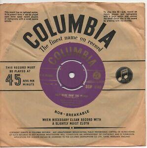 ERIC JUPP & THE CORONETS they were doin' the mambo*skokiaan 1954 GOLD COLUMBIA