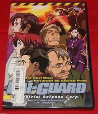 Dai-Guard - Vol. 3: Checks and Balances of Terror (DVD, 2003) Anime R1 BRAND NEW