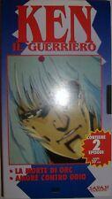 VHS - HOBBY & WORK/ KEN IL GUERRIERO - VOLUME 18 - EPISODI 2