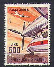San Marino 1963 Dart TURBOPROP/avions/AVION/AVIATION/transport 1 V (n36631)