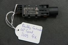 Bentley Continental GT Airbagsensor Querbeschleunigungsgeber Sensor 4B0959643D