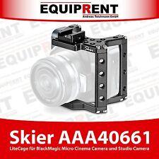 Sci litecage per Blackmagic Micro/studio Cinema Camera (aaa40661) eqf21