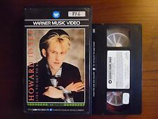 Howard Jones - Like to get to know you well - VHS ed. Warner rarissima