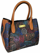 Borsa Bauletto Donna Moka Alviero Martini Bag Woman Brown