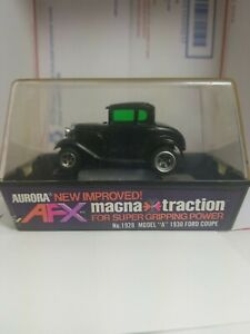 Afx Aurora 1930 Ford Coupe Black