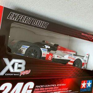 TAMIYA 1/10 XB No.214 Toyota Gazoo Racing TS050 HYBRID RC Drive Set 57914