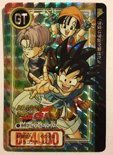 Dragon Ball GT Carddass Hondan DP Reverse Prism 1