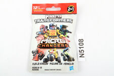 Singe Collection 1 Sealed MISB MOSC Micro Changers Kre-O Transformers
