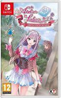 Nintendo Switch ATELIER LULUA THE SCION OF ARLAND Game *UK SELLER & FREEPOST*