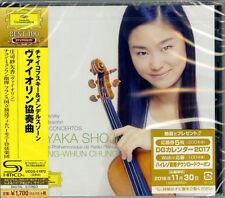 SAYAKA SHOJI-TCHAIKOVSKY & MENDELSSOHN: VIOLIN CONCERTOS -JAPAN SHM-CD D46