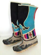 Finnish Laplander Suomi Finland décor Pop Art natural deco Scandinavian boots